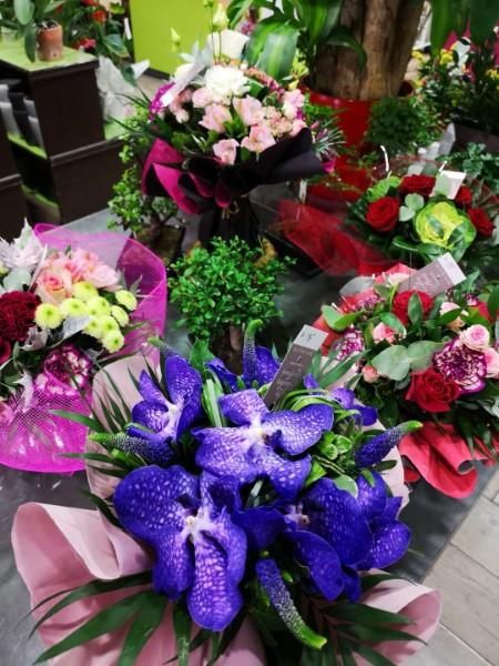 Compositions florales Marseille