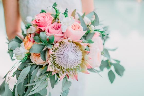 Bouquet de mariée Marseille